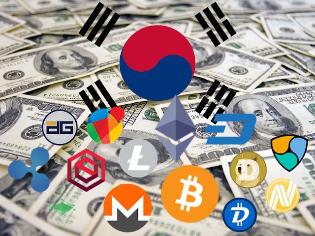 Gobierno de Corea del Sur apoyará las transacciones con criptomonedas