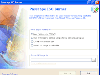Passcape ISO Burner, Mudahkan Bikin Sistem Bootable