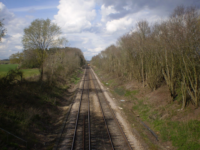 Railway in Bramley
