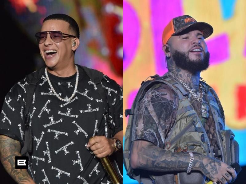 Daddy Yankee y Farruko cierran Verano Presidente