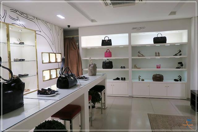 SAX Department e a nova coleção de calçados Jimmy Choo
