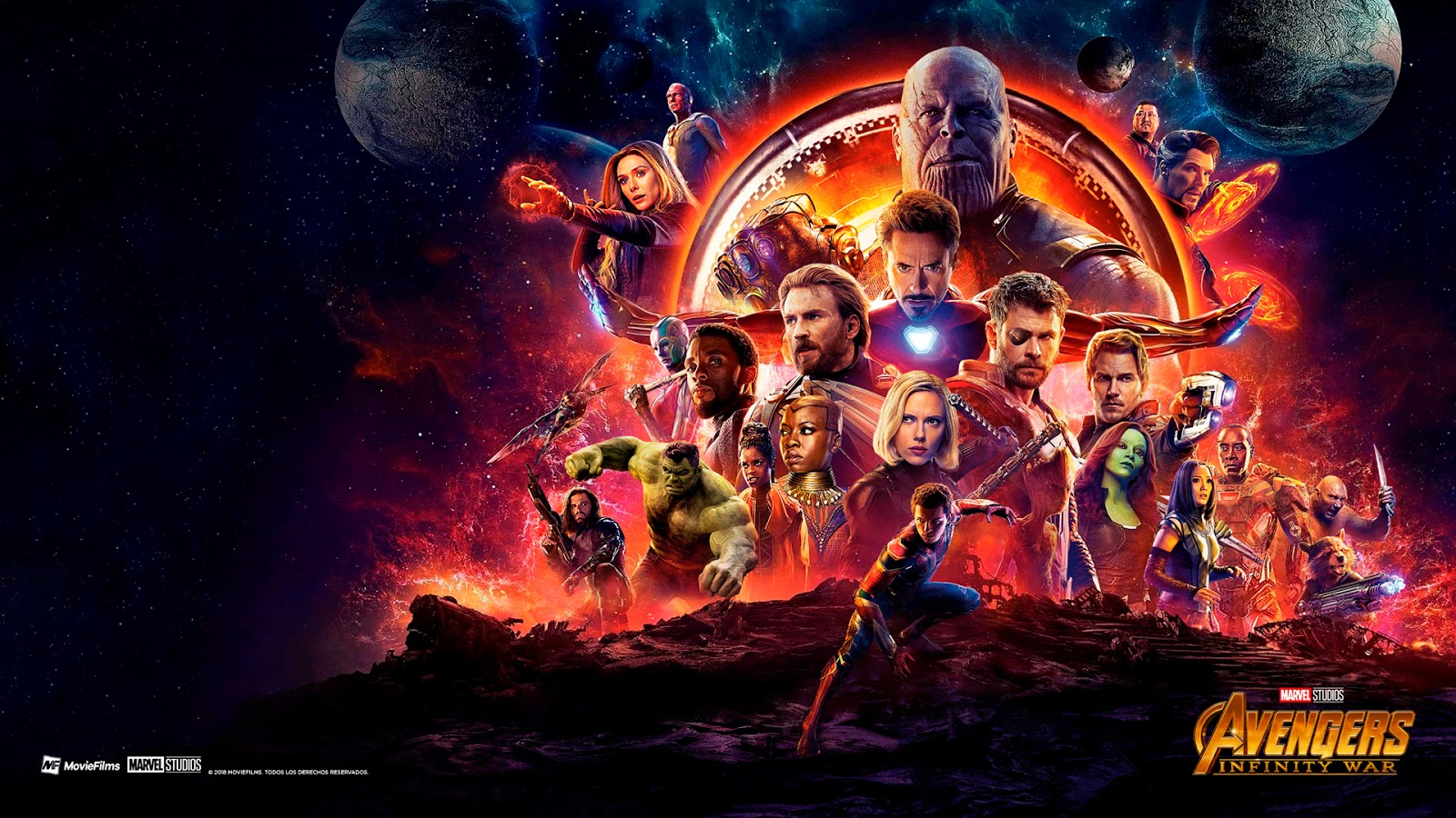 Marvel 1080p