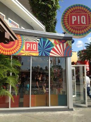 PIQ at Universal CityWalk |