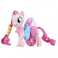 My Little Pony the Movie Pinkie Pie Sparkling and Spinning Skirts Brushable