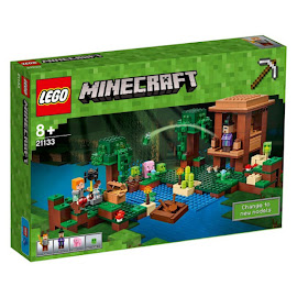 Minecraft Witch House Lego Set
