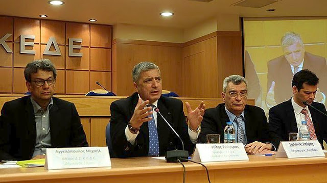 Ψήφισμα της ΚΕΔΕ: Όχι κατά πλειοψηφία σε απλή αναλογική και στη μείωση της θητείας των αιρετών