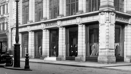 As Well A Burberry Made This Its Head Office It Traded From Here Throughout The Rest Of 20th Century Is Pic 1913