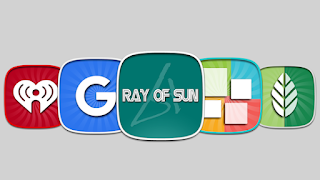 Ray of sun Icon Pack v8.5 [Paid] APK
