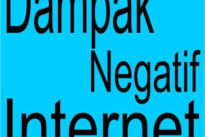 Bahaya internet. Tips Mencegah Dampak negatif dari Internet bagi Anak