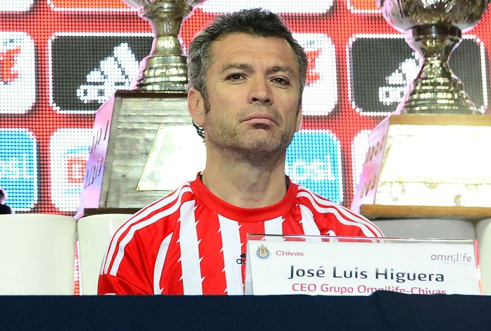 El CEO de Grupo Omnilife-Chivas, José Luis Higuera.