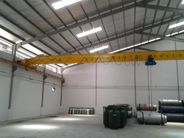 Jasa konstruksi Bangunan pabrik dan Gudang,Jasa Konstruksi Baja