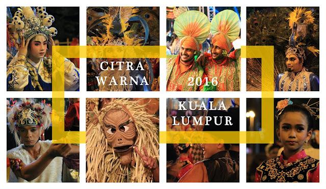 Malaysia: Citrawarna Kuala Lumpur 2016 | Ramble and Wander