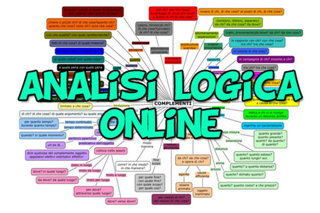 Analisi Logica Online