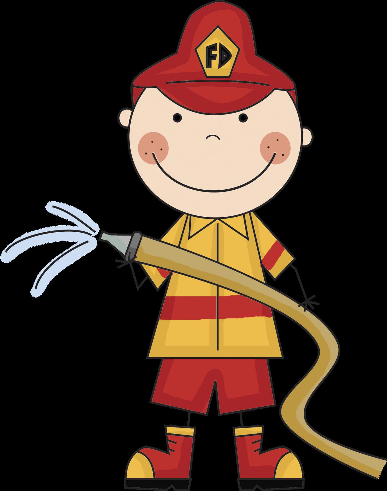 First Grade Fanatics National Fire Prevention Week