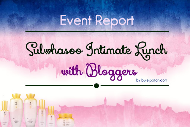 Sulwhasoo+gathering+with+BLoggers
