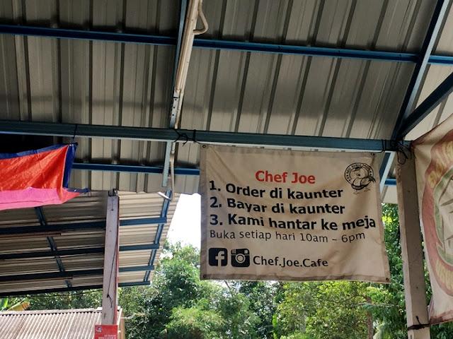 Nasi Ayam Mafia Chef Joe @ The Dangau, Sepang, Nasi Ayam Mafia, Chef Joe, Chef Joe Dangau, Chef Joe at the Dangau, Tempat Makan Menarik Sepang