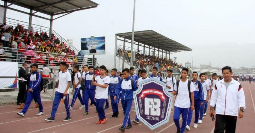 Más de medio millón de menores competirán en Juegos Deportivos Escolares 2017