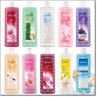 Avon Sensens Bubble Bath