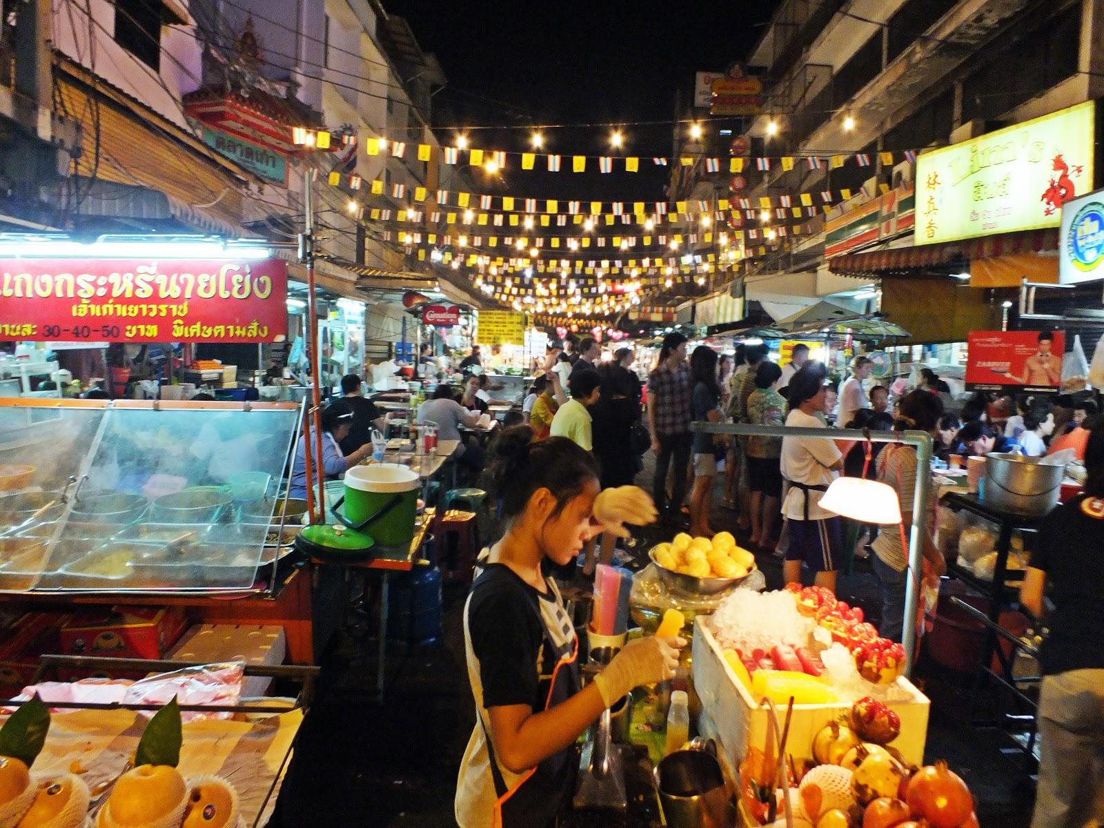 Venoths Culinary Adventures: Street Food @ Chinatown, Bangkok