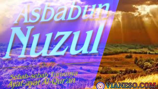 Asbabun Nuzul Al Quran