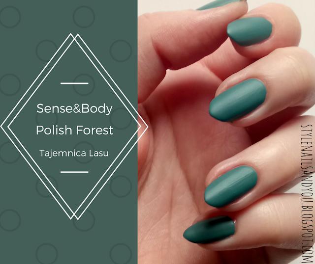 Sense&Body Polish Forest Tajemnica Lasu