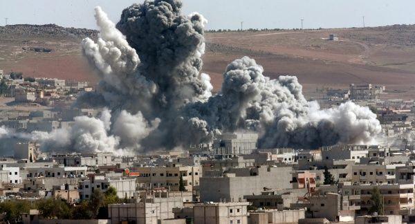 Denuncian ataques de EE.UU. con fósforo blanco contra Siria