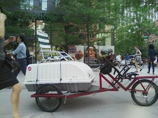 Urban Mobility Project Battery Park City Ny