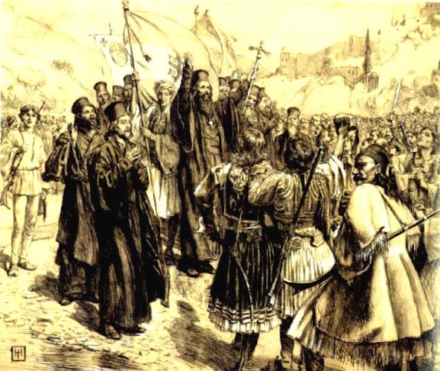 1824: Ο εμφύλιος πόλεμος μεταξύ των επαναστατημένων Ελλήνων