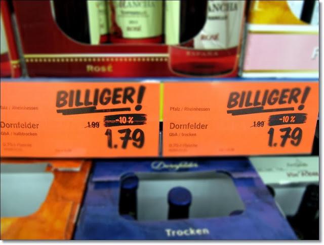Nur billiger Ramsch, oder Weine mit Niveau für kleines Geld?