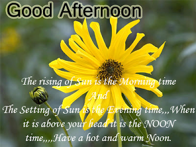 good afternoon messages 2016 of july