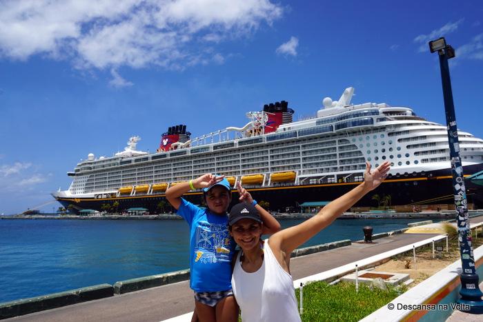 Cruzeiro Disney Dream em Nassau
