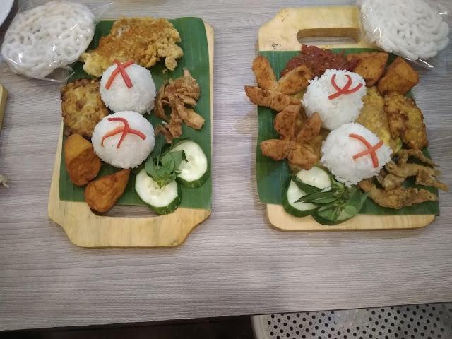 Sego Bandhem Pringsewu Kota Lama Semarang