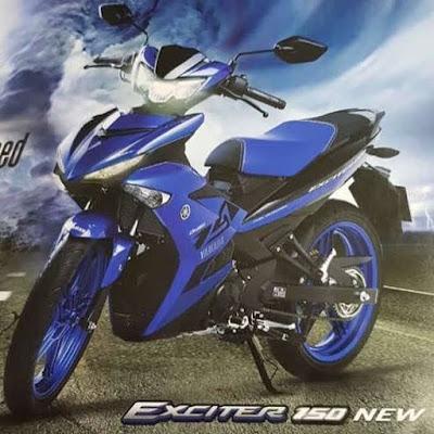 Gambar Brosur Yamaha MX King 150 Baru?