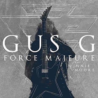 """Το single του Gus G. """"Force Majeure"""""""