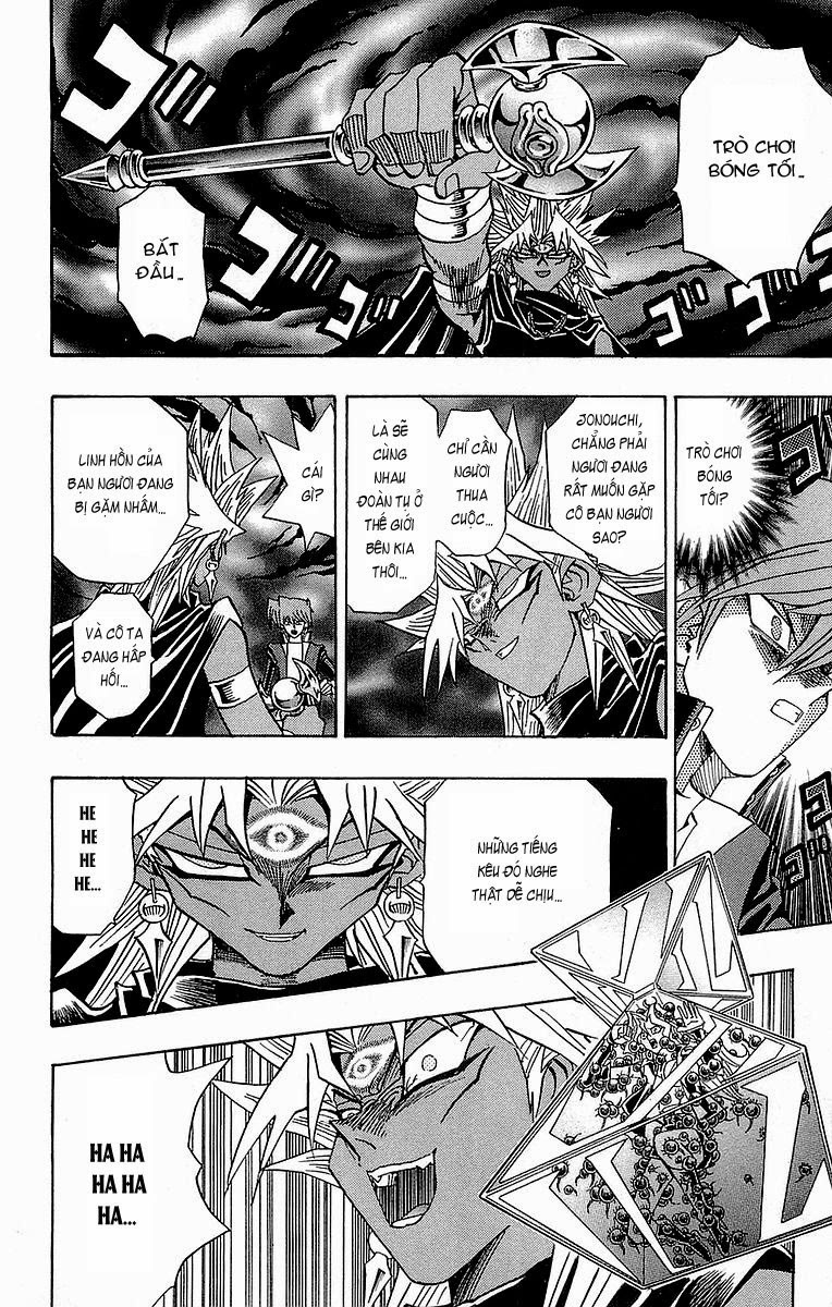 YUGI-OH! chap 243 - jonouchi và marik trang 17
