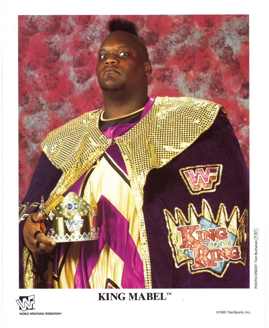 mabel king what's happening