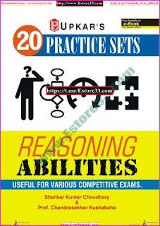 20 Practice Sets Reasoning Abilities