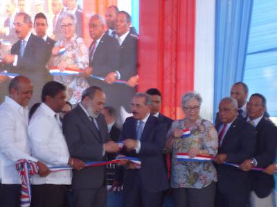 Medina inaugura otro centro de diagnóstico