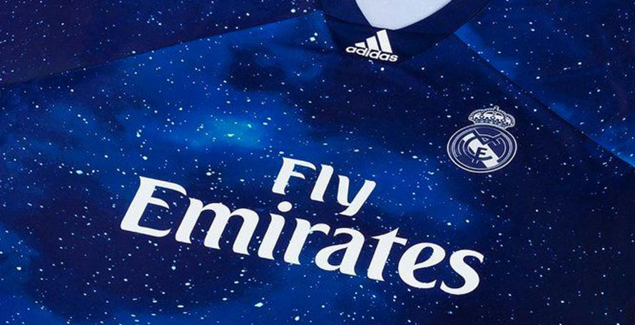 the best attitude 85127 b73cd Outstanding Adidas x EA Sports Real Madrid Kit Released ...