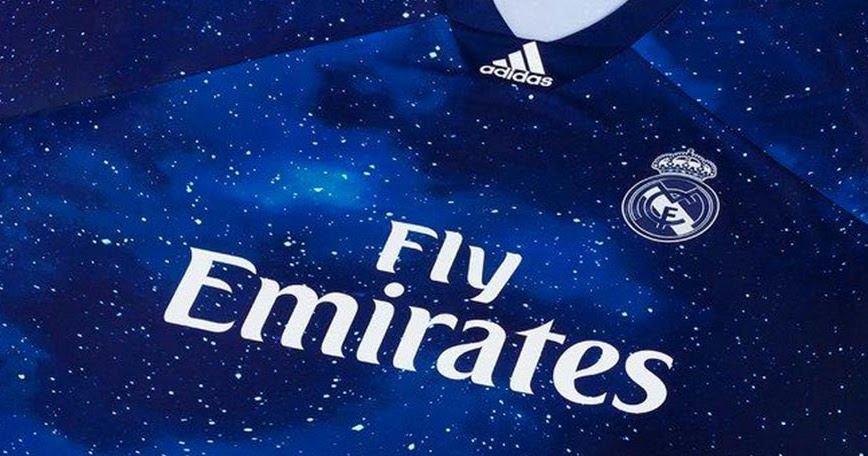 Real Madrid Jersey Font