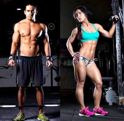 Atrofia muscular ejercicio ayunas