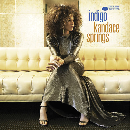 News du jour Indigo Kandace Springs La Muzic de Lady.