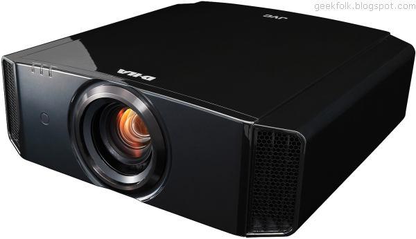 JVC DLA-X550R 3D D-ILA Projector