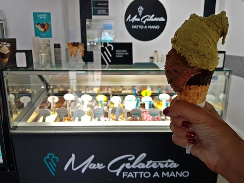 Max gelateria Florianópolis