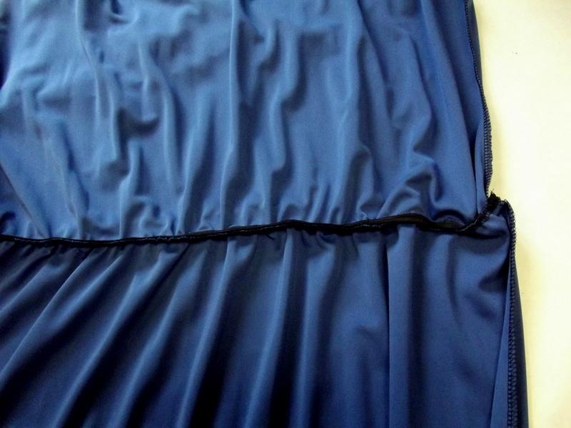 615bd29b4b1 Morning by Morning Productions  Drop Elastic Waist Dress Tutorial