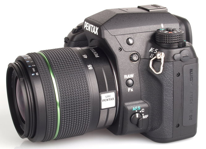 Pentax K-5 II Software and Firmware Download