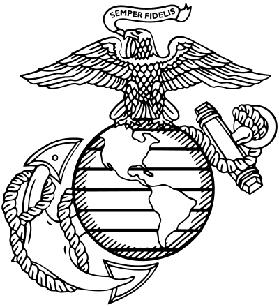 the american cowboy chronicles the marine corps emblem amp henry clay