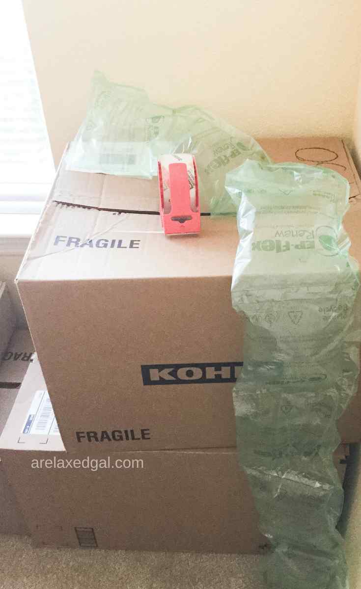 5 tips to make packing and moving easier   A Relaxed Gal