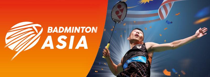 Badminton Berpasukan Asia