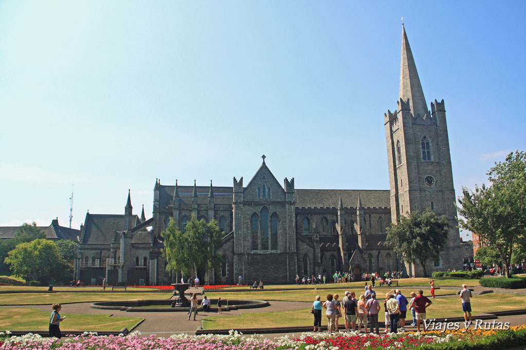 St Patrick Cathedral, Dublin